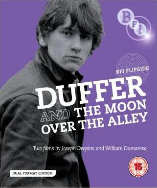 Duffer DVD cover