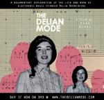 The cover of the DVD of Kara Blake's film The Delian Mode