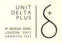 Unit Delta Plus letterhead