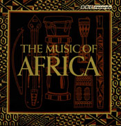 The Music of Africa record sleeve
